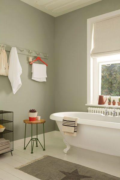 Dulux Grey Bathroom Paint Colours