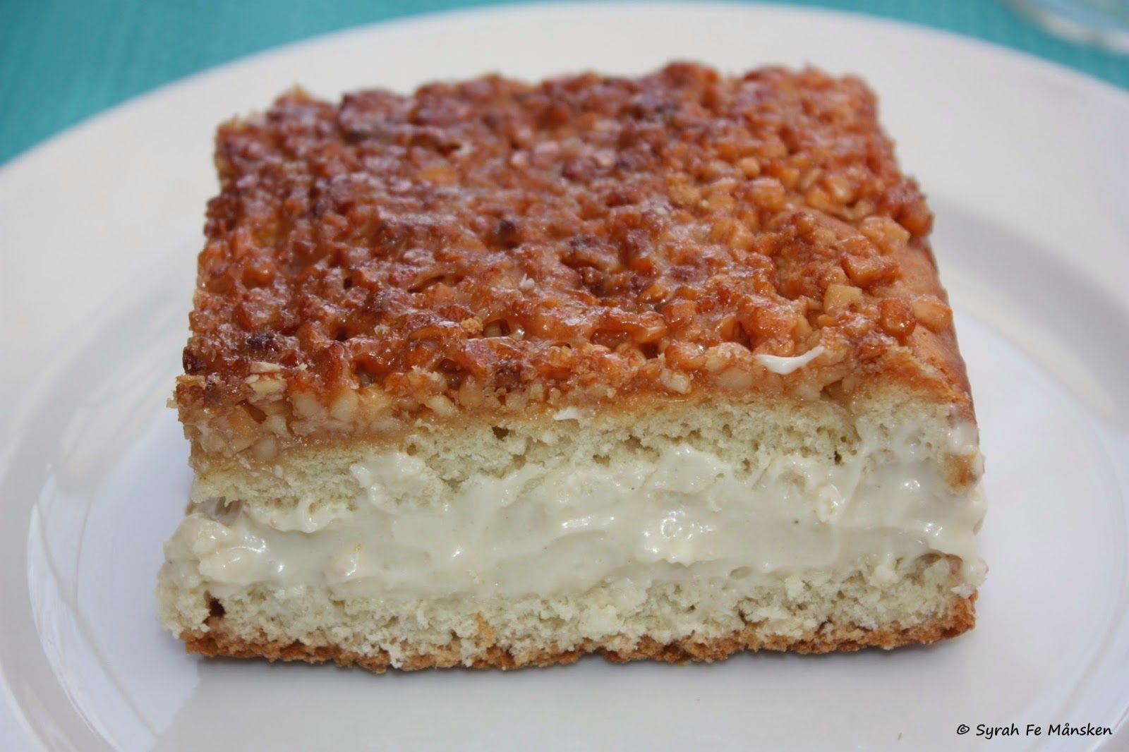 tagein, tagaus  Veganer Bienenstich   Vegan baking dessert, Vegan ...