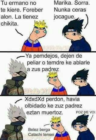 # ◜ memes de naruto !! ♡ – #47