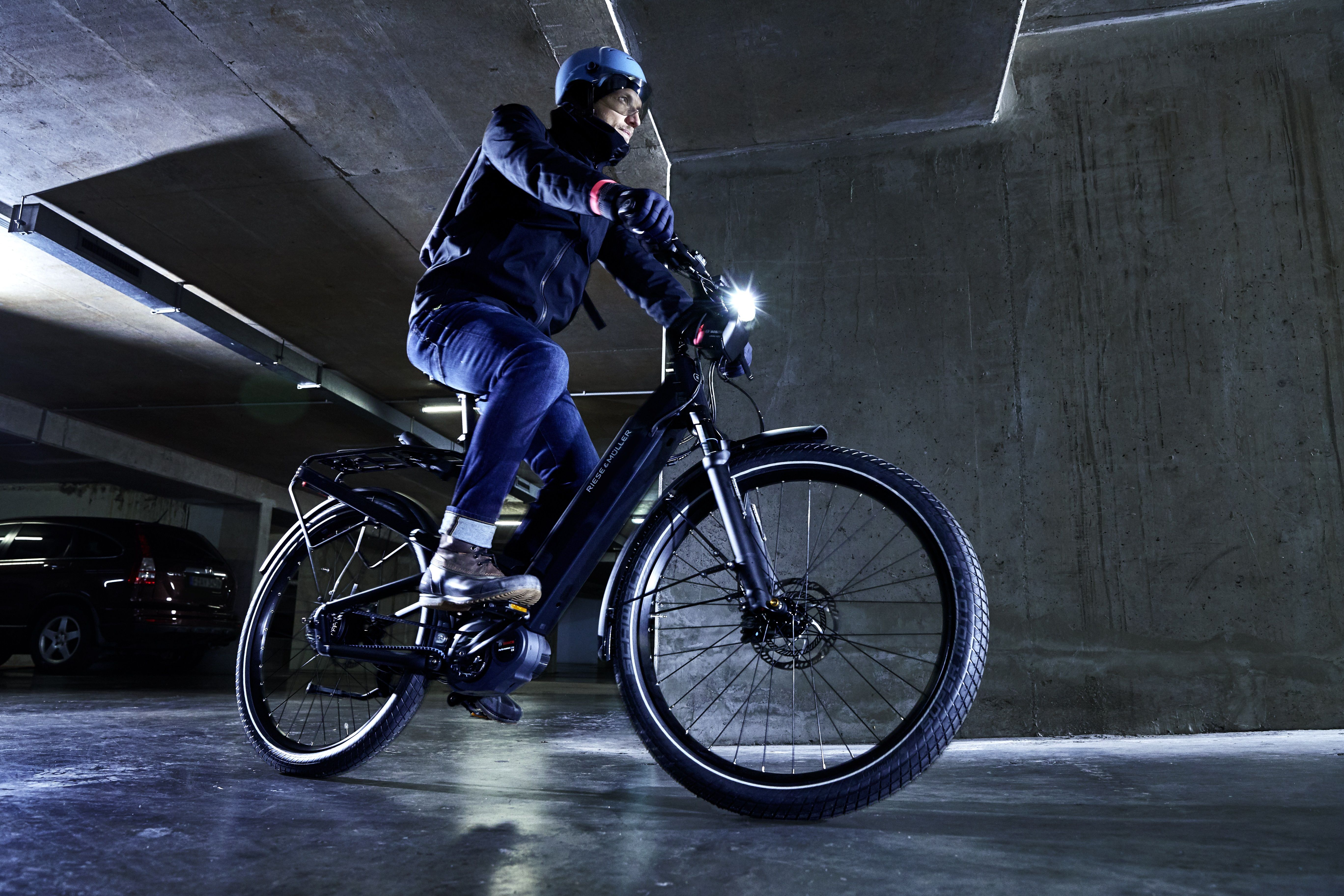 Riese Muller Sets New Benchmark In E Bike Safety With Images