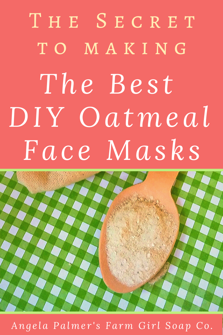 The Secret To Making The Best Diy Oatmeal Face Mask Recipes Diy Oatmeal Face Mask Oatmeal Face Mask Diy Oatmeal