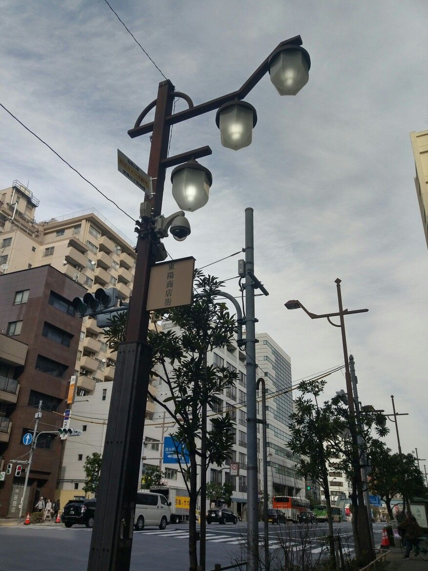 Pin By Wei Fen Wang On Street Lamps In Tokyo Street Lamp Lamp Post Lamp