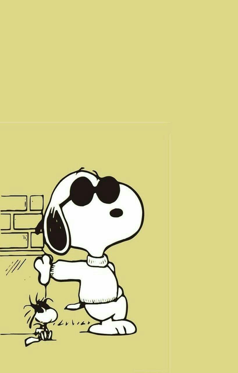Snoopy スヌーピーの壁紙 スヌーピー Iphone壁紙