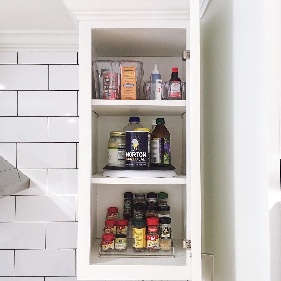 Often The Biggest Problem With Kitchen Cabinets Is The Ineffective Use Of Space Shelves Are O Cabinets Organization Kitchen Cabinet Storage Shelf Organization
