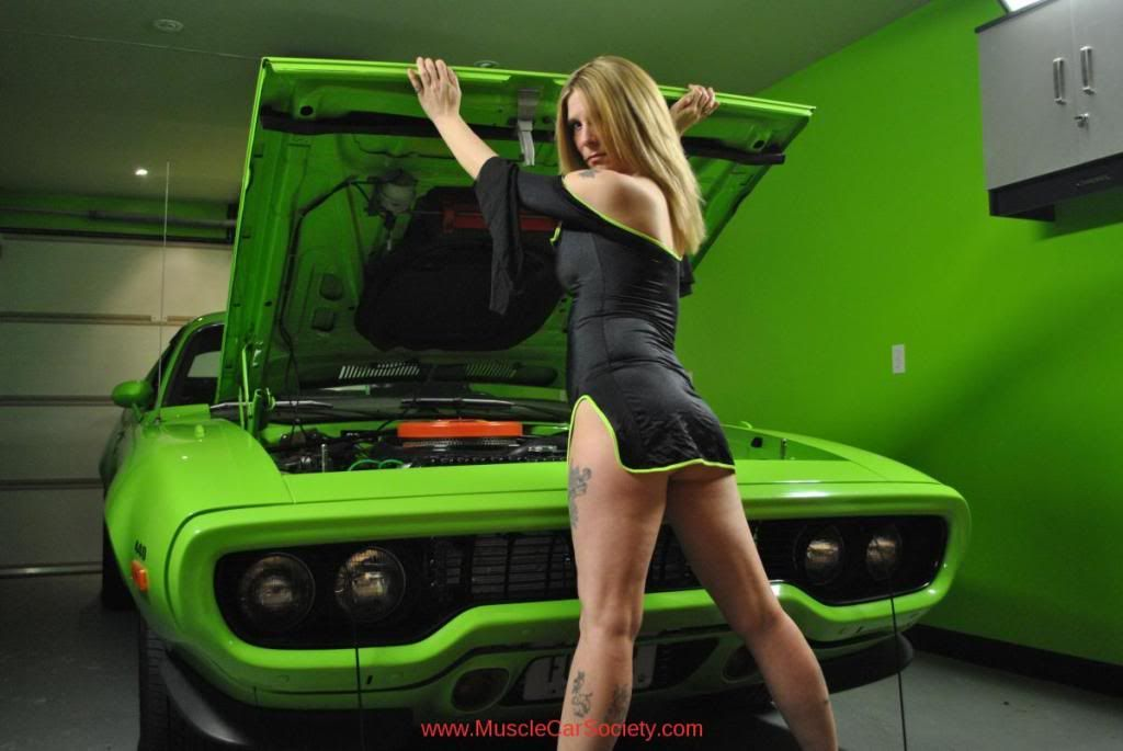 Pin by rob wood on mopars and pinups cars muscle cars - Muscle car girl wallpaper ...