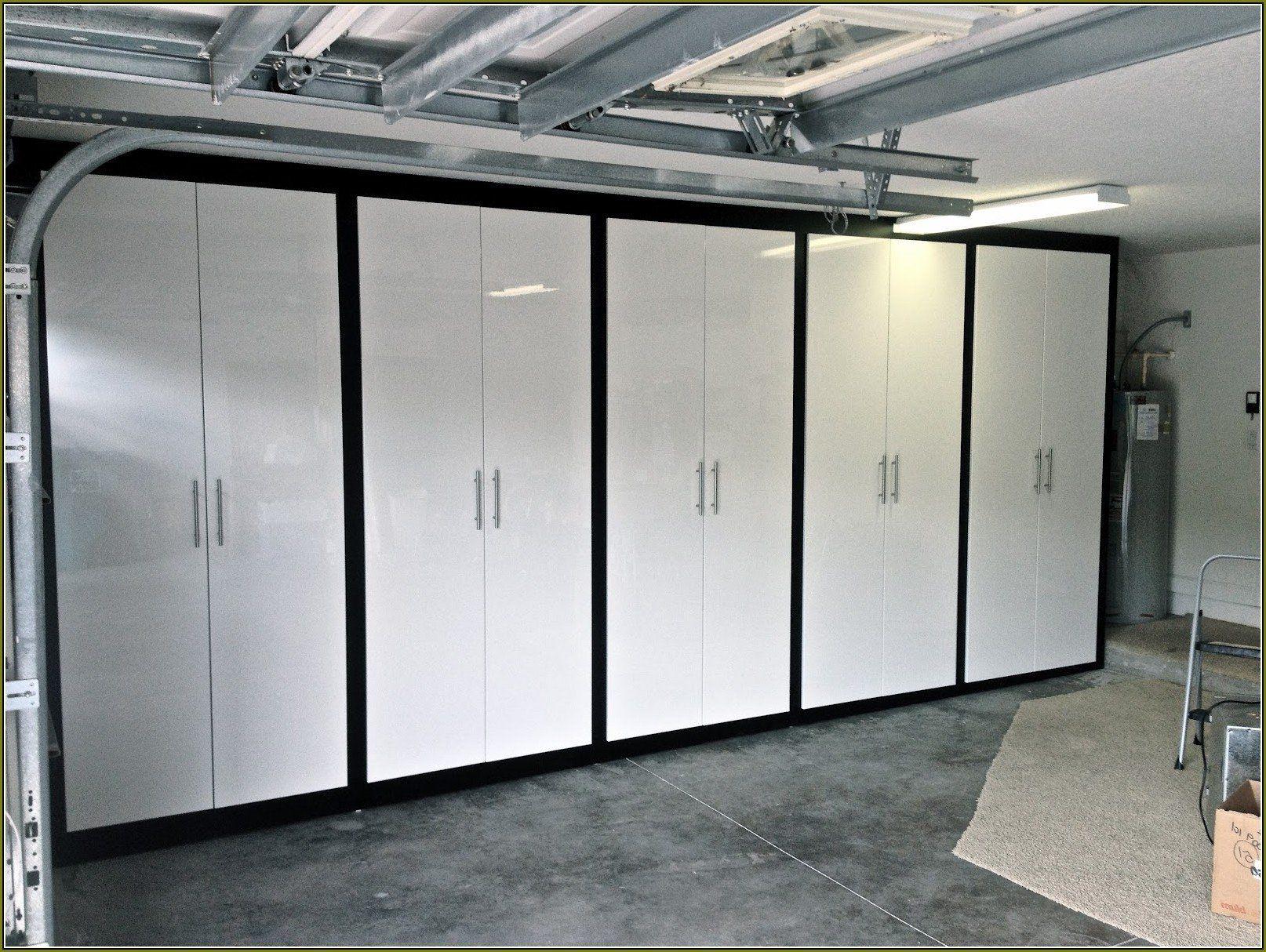 30+ Top Collection Ikea Garage Shelving   Garage cabinets ikea, Garage storage cabinets, Garage ...