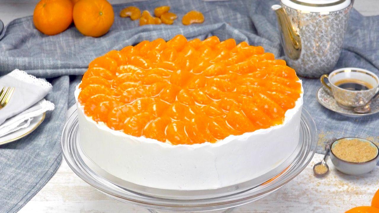 So glücklich machen 7 Mandarinen in der Springform