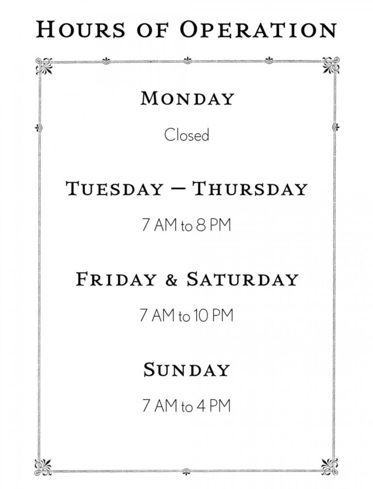 002 Business Hours Template Microsoft Word Ideas Fascinating With Regard To Hours Of Operation Template M Business Hours Sign Microsoft Office Word Office Word