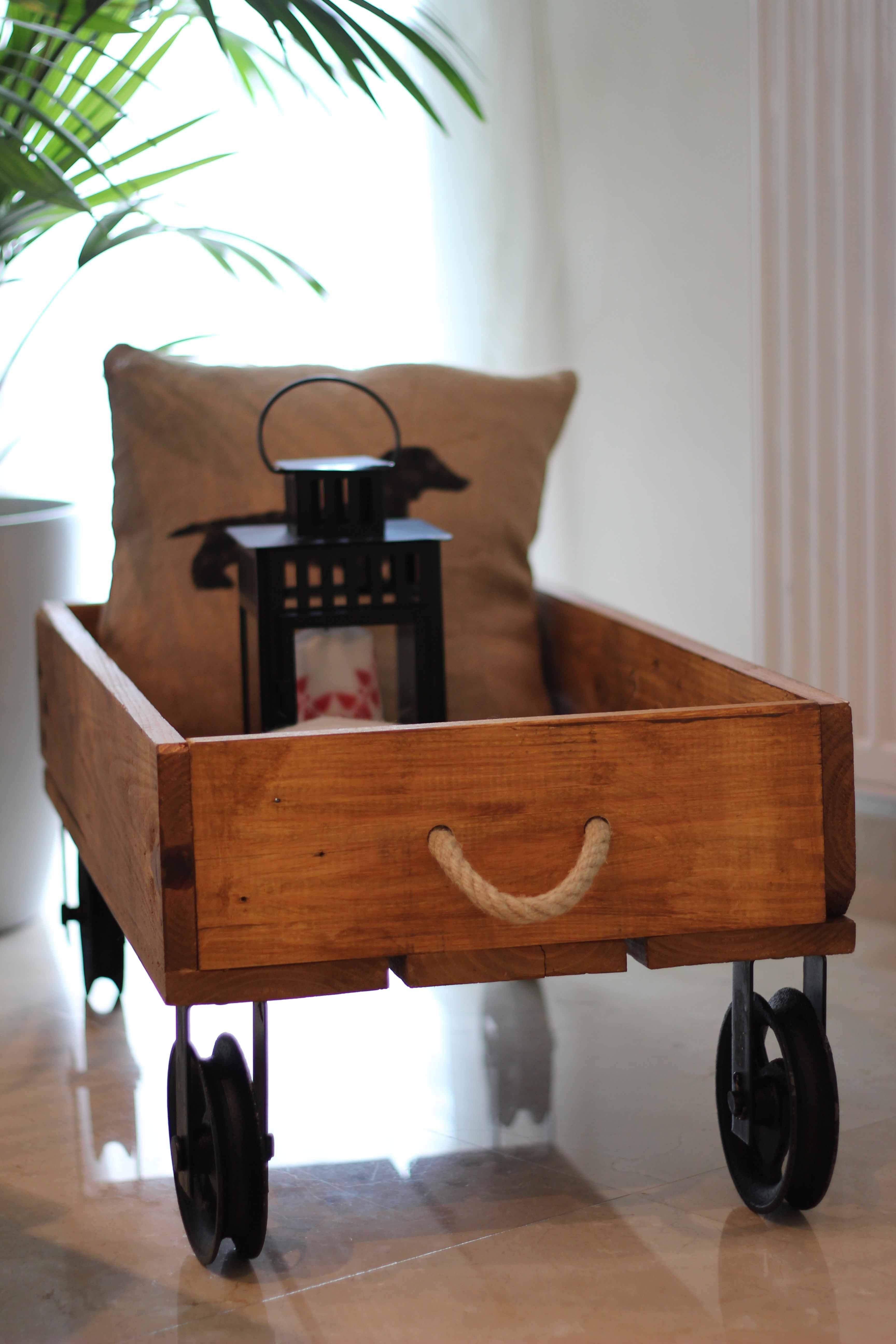 Muebles Con Tarimas Y Cajones - Caj N De Palet Reciclado Y Ruedas Vintage Ideas Para El Hogar [mjhdah]https://i.ytimg.com/vi/53C0fAN7AEo/maxresdefault.jpg