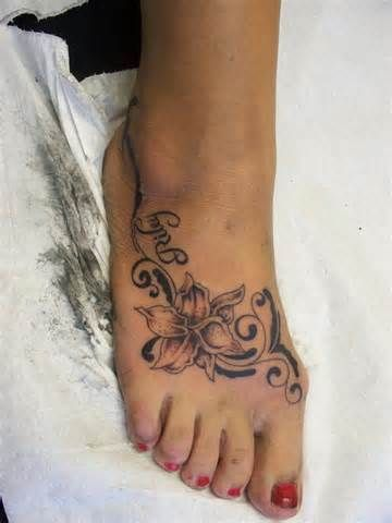 Image Detail For Flower Tattoo Designs For Women With Tattoos