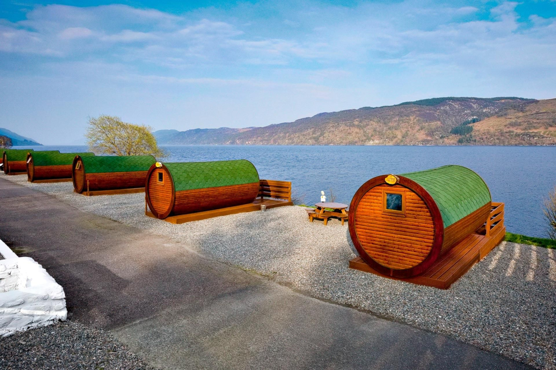 Eco Pods, Camping Pods & Glamping Holidays   Glamping ...