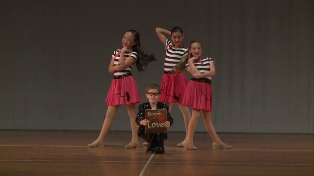 Super cute tap number by the Jr. Tap Team at Dance City and the Arts of Southington, CT.
