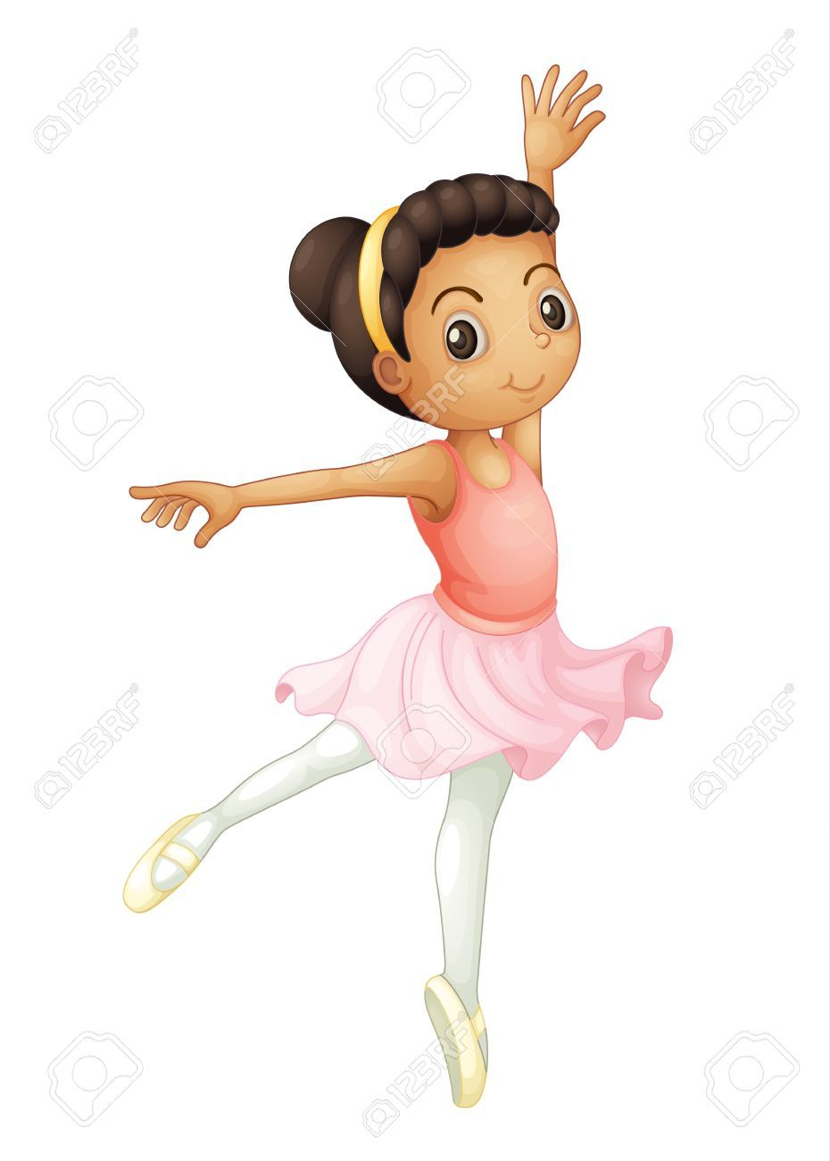 Wallpapers Little Dance Girl Bfbfdceebfc Kids Ballet ...