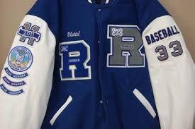 Image Result For Letterman Jacket Patch Placement Letterman Jacket Patches Letterman Jacket Ideas Custom Varsity Jackets