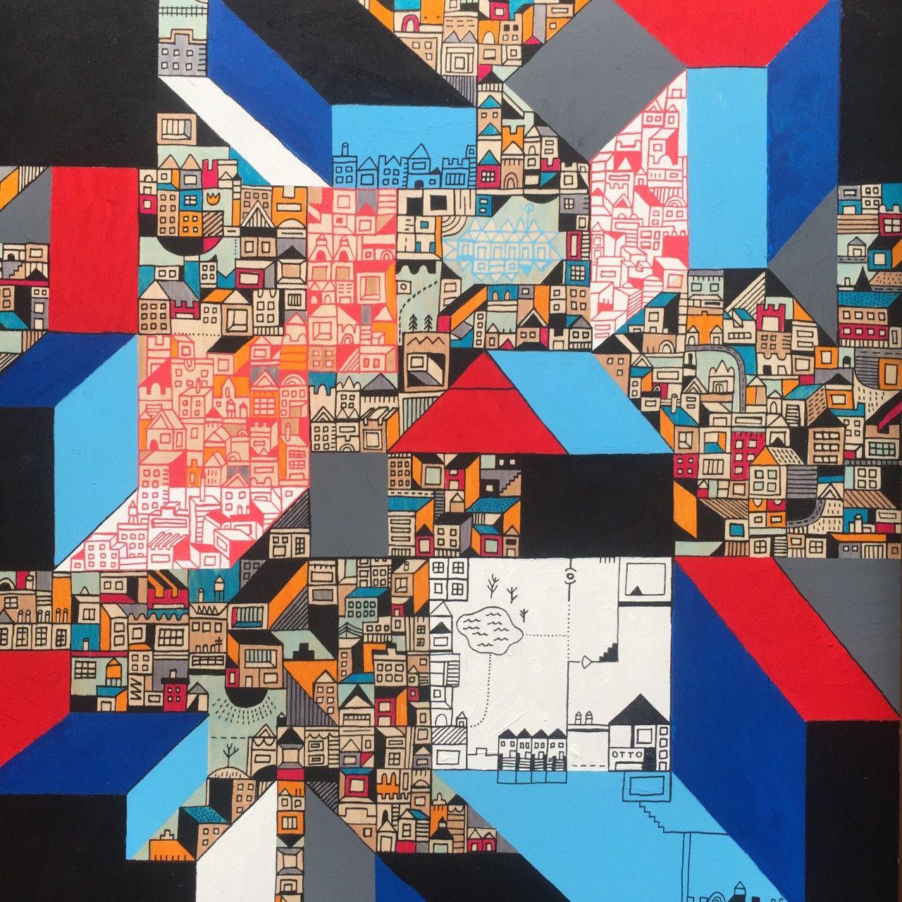 An interview with visual artist nate otto artist art
