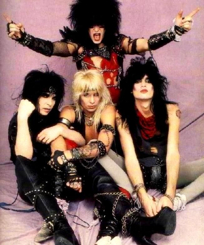 Related Keywords & Suggestions For Motley Crue 80s