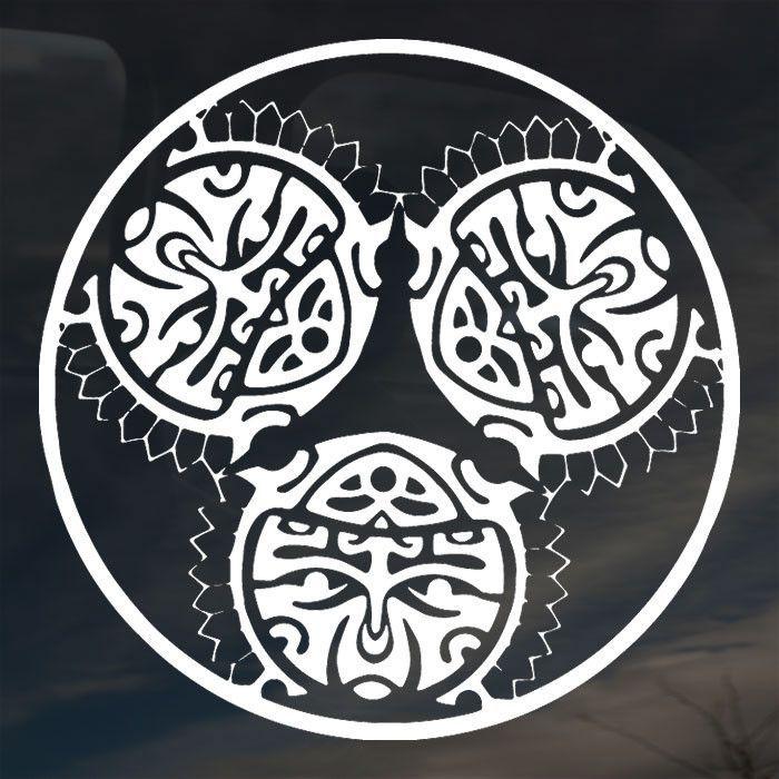 Tribal Disc 849