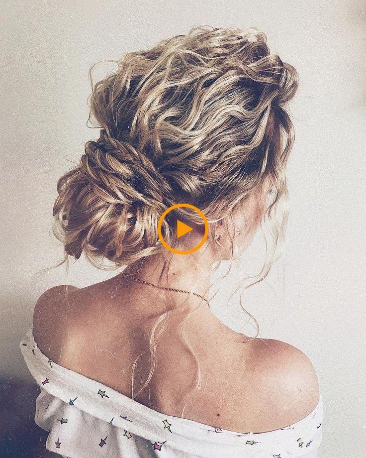 87 fabulosos peinados de novia para cada escote del vestido de novia – # vestido de novia …