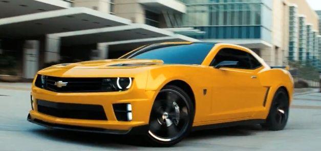 Chevrolet Camaro Transformers Edition Bumblebee Chevrolet