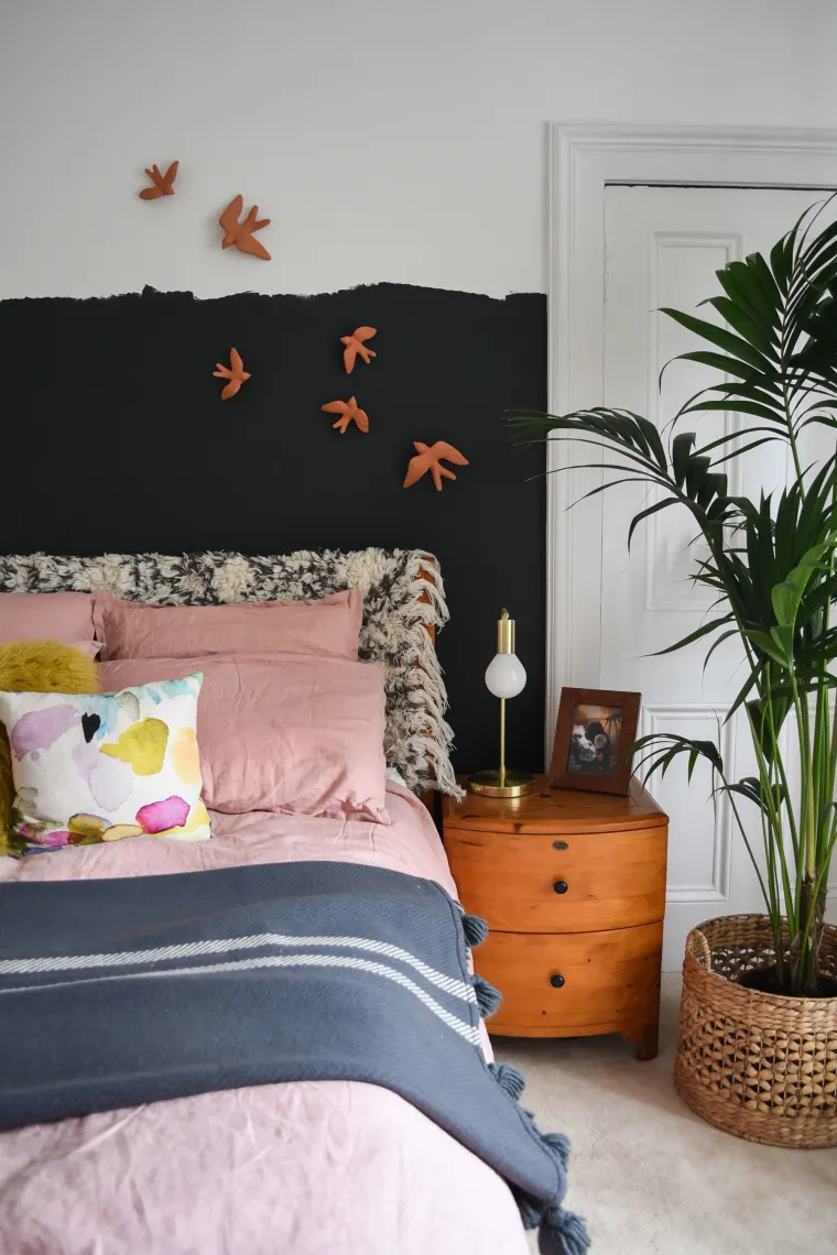 This Glasgow Home Features Bold Textiles, IKEA