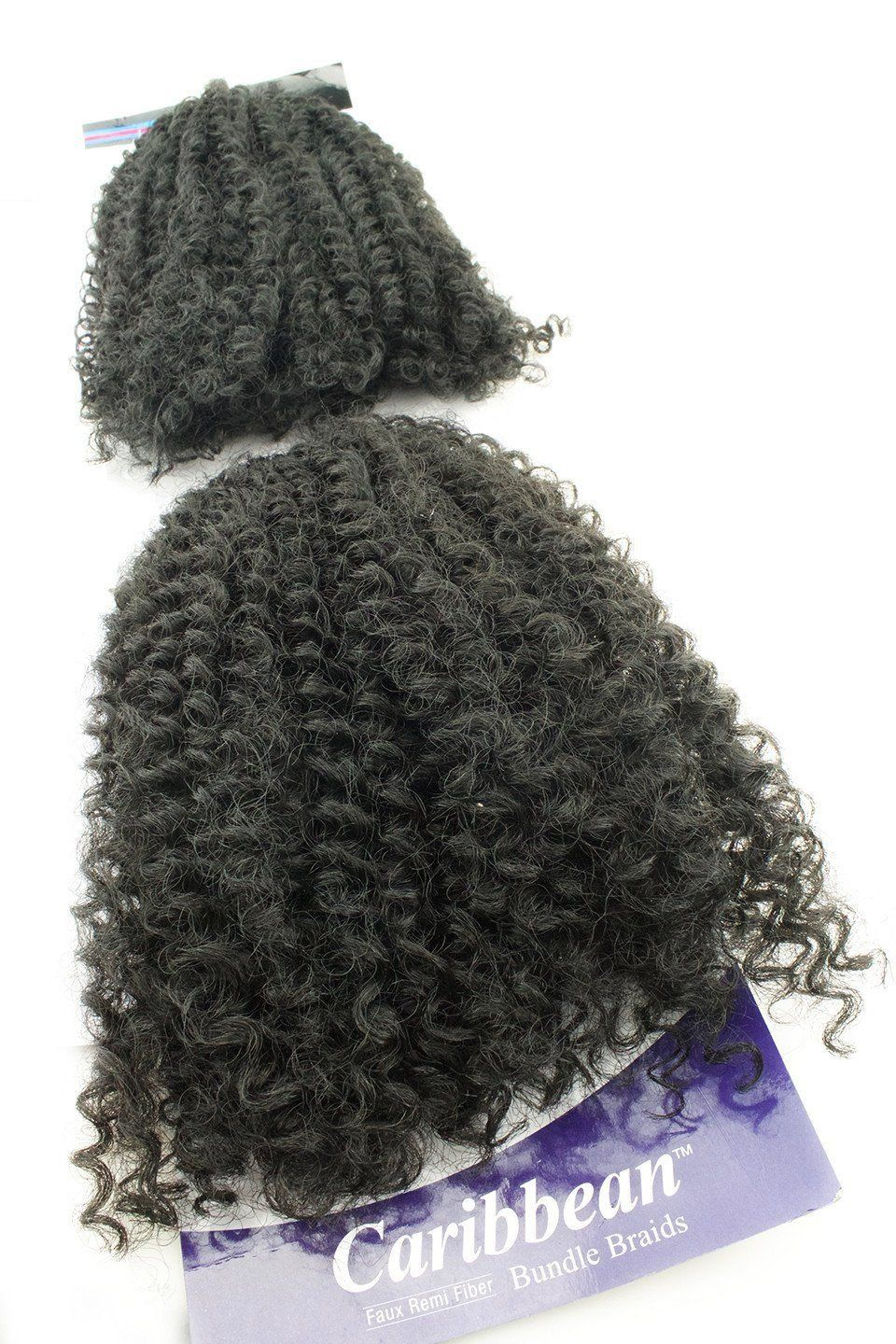 Mane concept caribbean two in one bohemian soft water