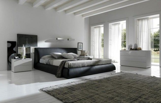 Modern Masculine Bedroom Designs Platform Bedroom Sets Bedroom