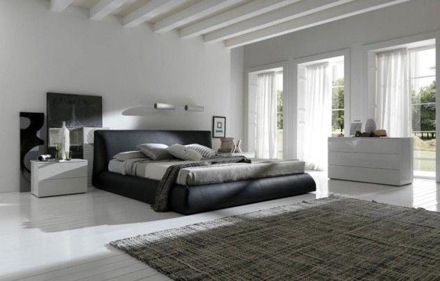 Modern Masculine Bedroom Designs