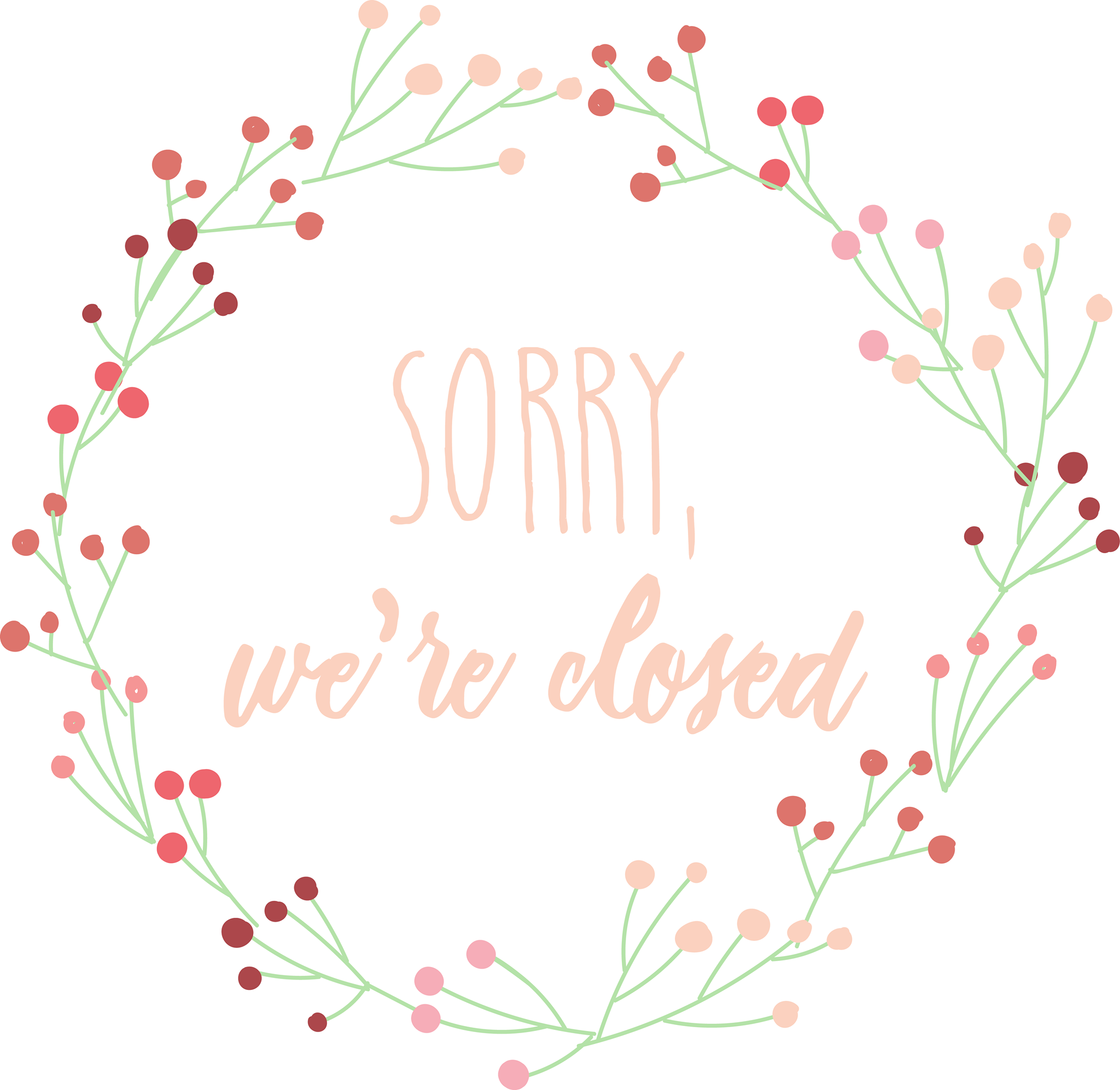 Sorry we re closed Dental di 2019