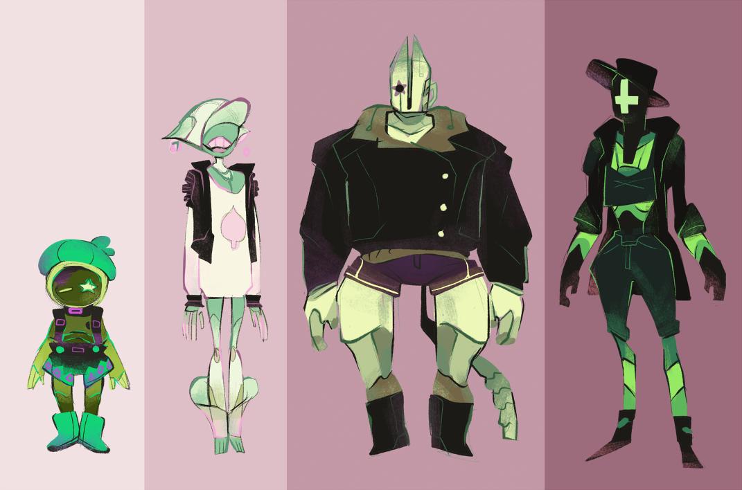 Character Design Inspiration Tumblr : Likes tumblr cartooning character design