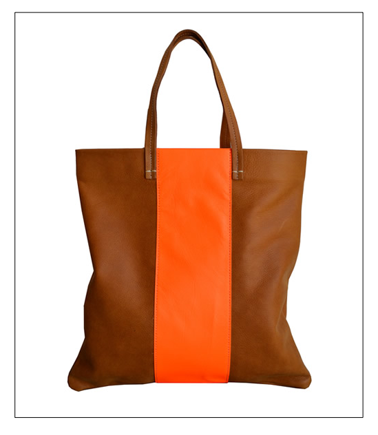 Cute Carryall by Clare Vivre via Delight by Design...