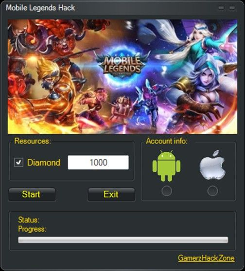 Pin by Mobile Legends Hack Generator on Mobile Legends