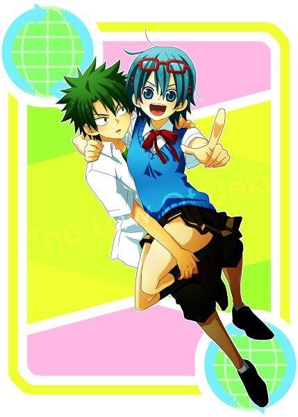 Kosuke ueki and ai mori