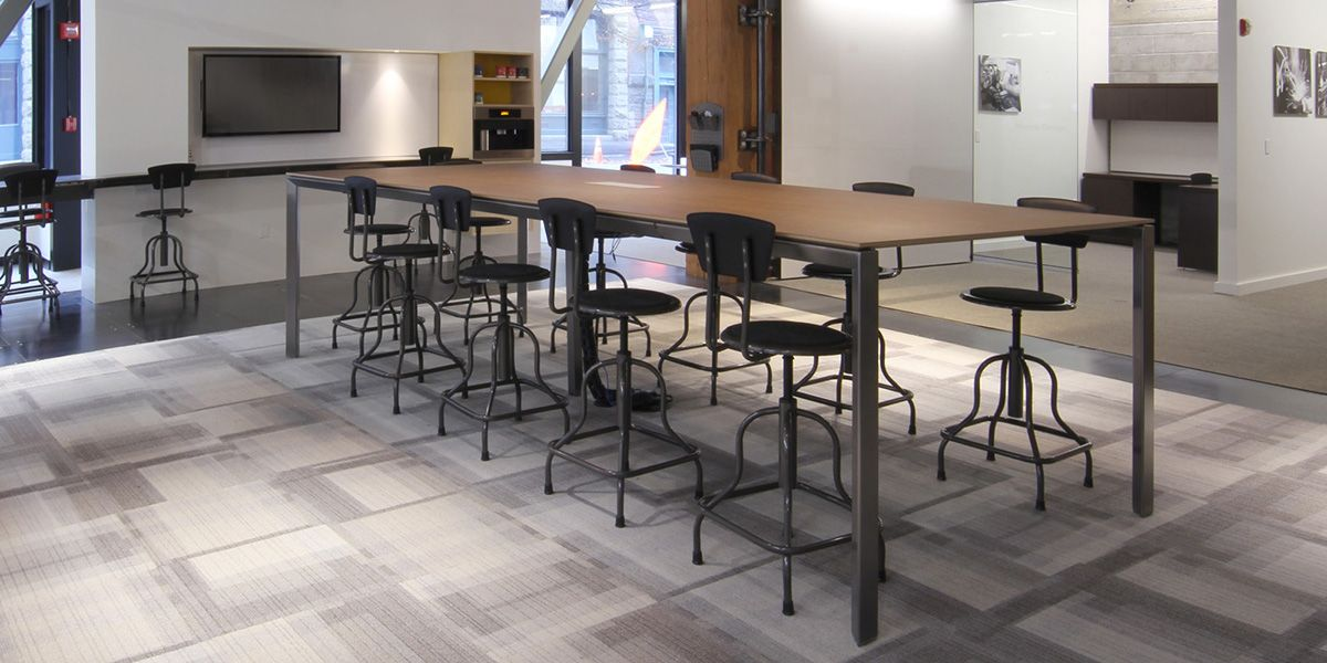 Another Option For Standingheight Work Table In Entry By Watson - Standing height work table