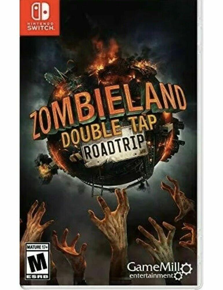 Zombieland Double Tap Roadtrip Videogames Solutions2go Road Trip Videogames Double Tap