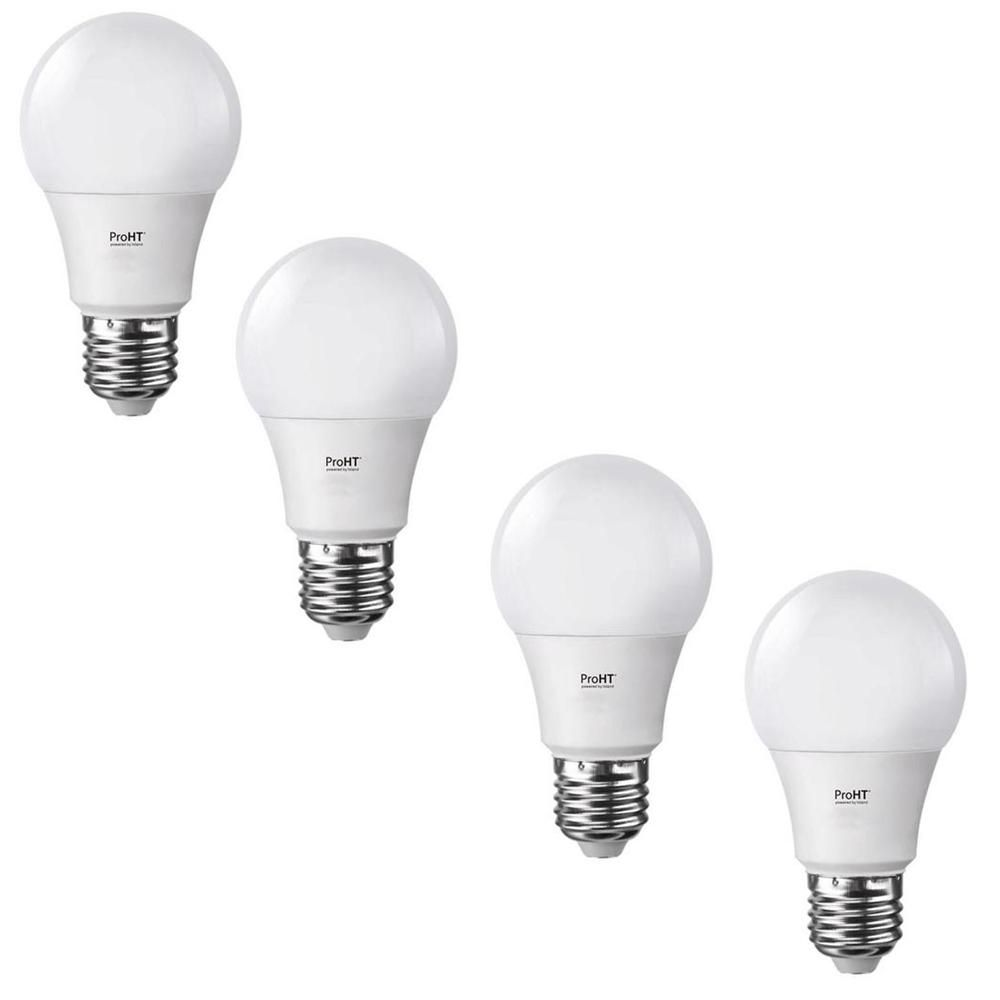 Proht 60 Watt Equivalent Soft White Dimmable E26 Led Replacement Light Bulb 4 Pack Products Light Bulb 60 Watt Light Bulb Outdoor Light Bulbs