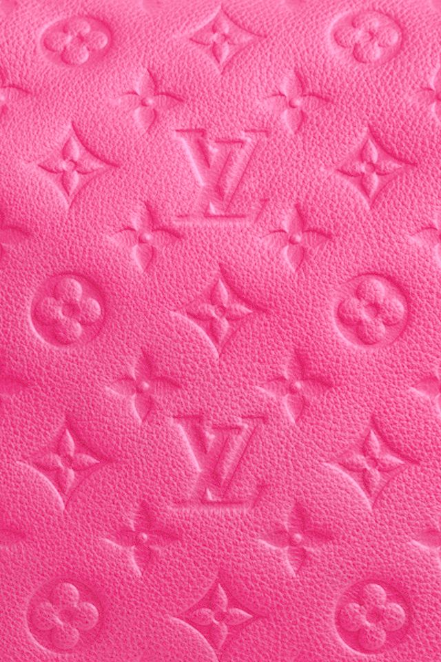 Pink Louis Vuitton Iphone 4s Wallpaper Download Iphone Wallpapers 640x960 Fabric Logo Louis Vuitton Iphone Wallpaper Louis Vuitton Pink Pink Wallpaper