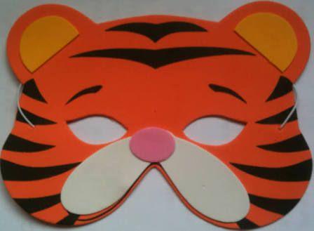 Kaplan Maske Okul öncesi Disney Characters Tigger Ve Character