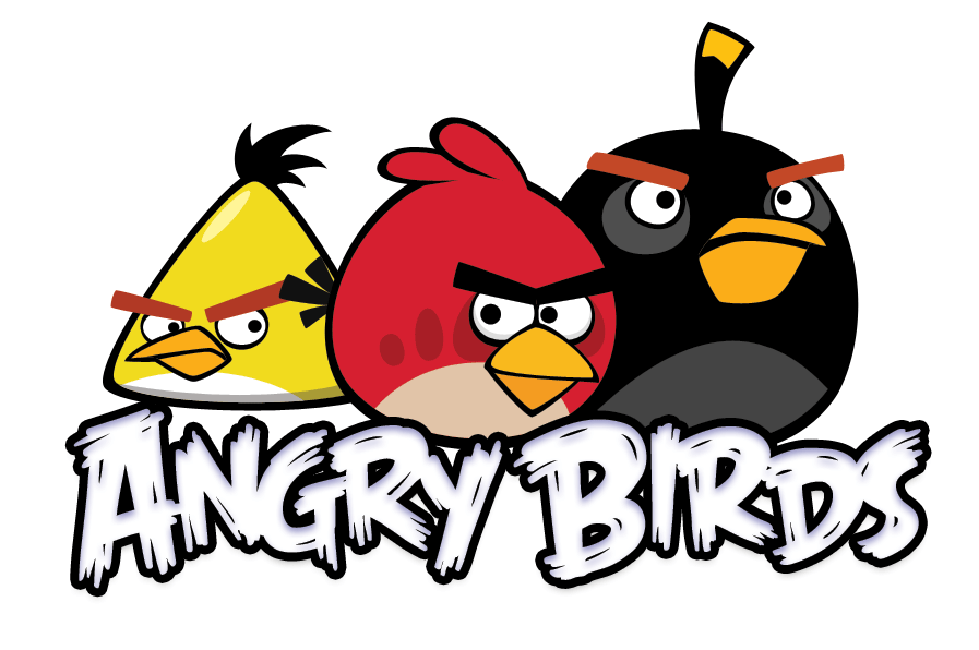 Angry Birds Logo Png 897 596 Angry Birds Png Imagenes De Angry Birds