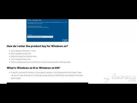 Windows 10 pro kn | Windows Media Player 12 For Windows 10 N & KN