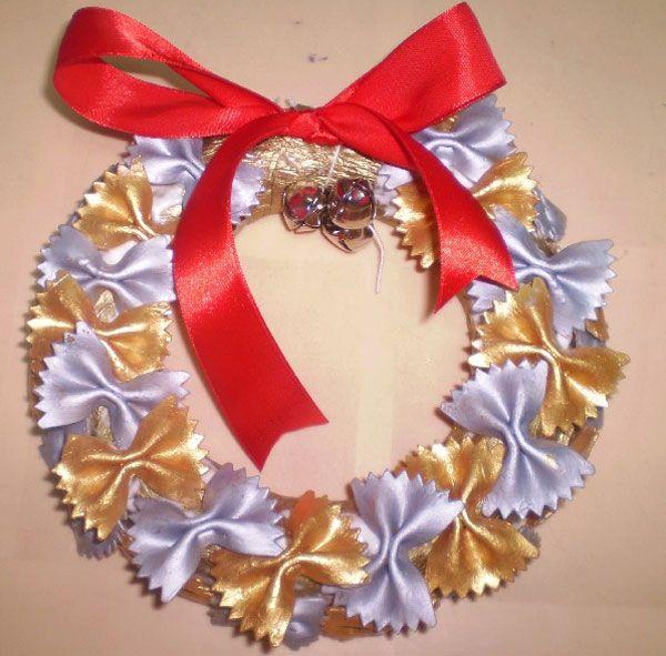 Lavoretti Di Natale Con La Pasta 15 Bellissime Idee Zima