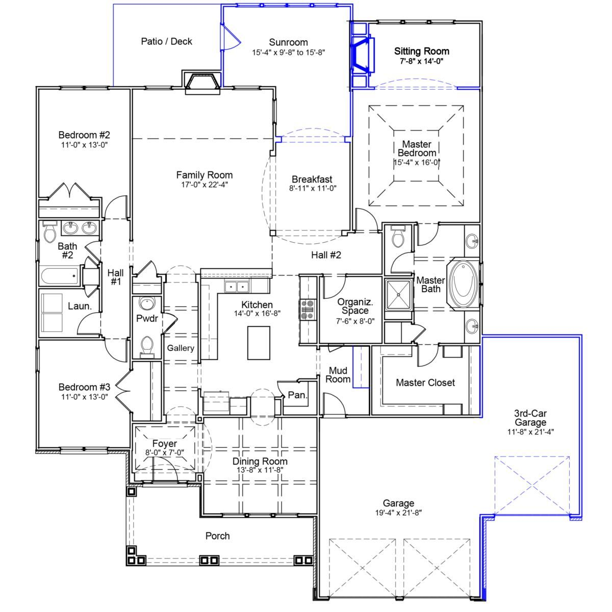 Byrnes Mungo Homes House Floor Plans How To Plan Craftsman Style Home