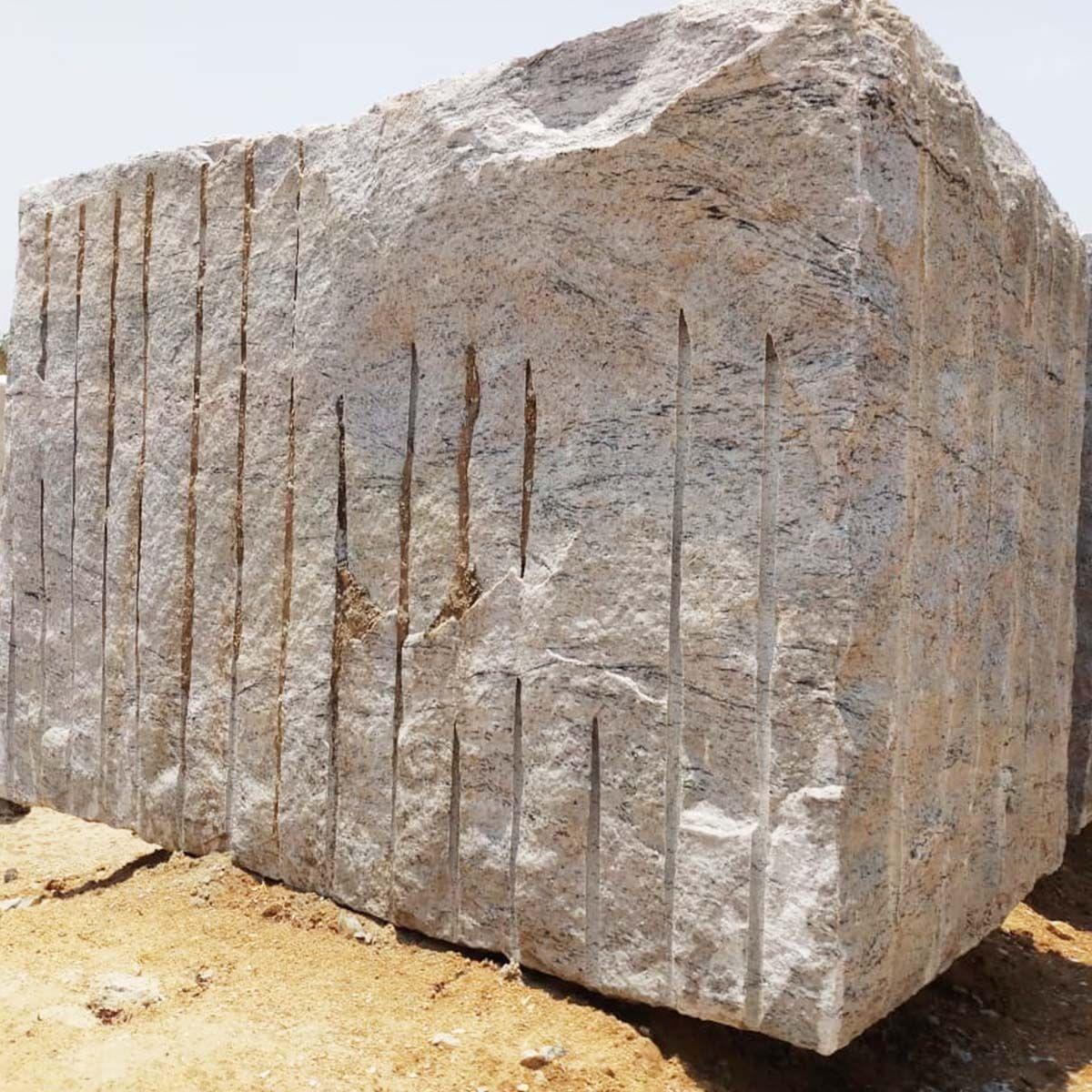 Meera White Granite Block Granite Blocks White Granite Granite