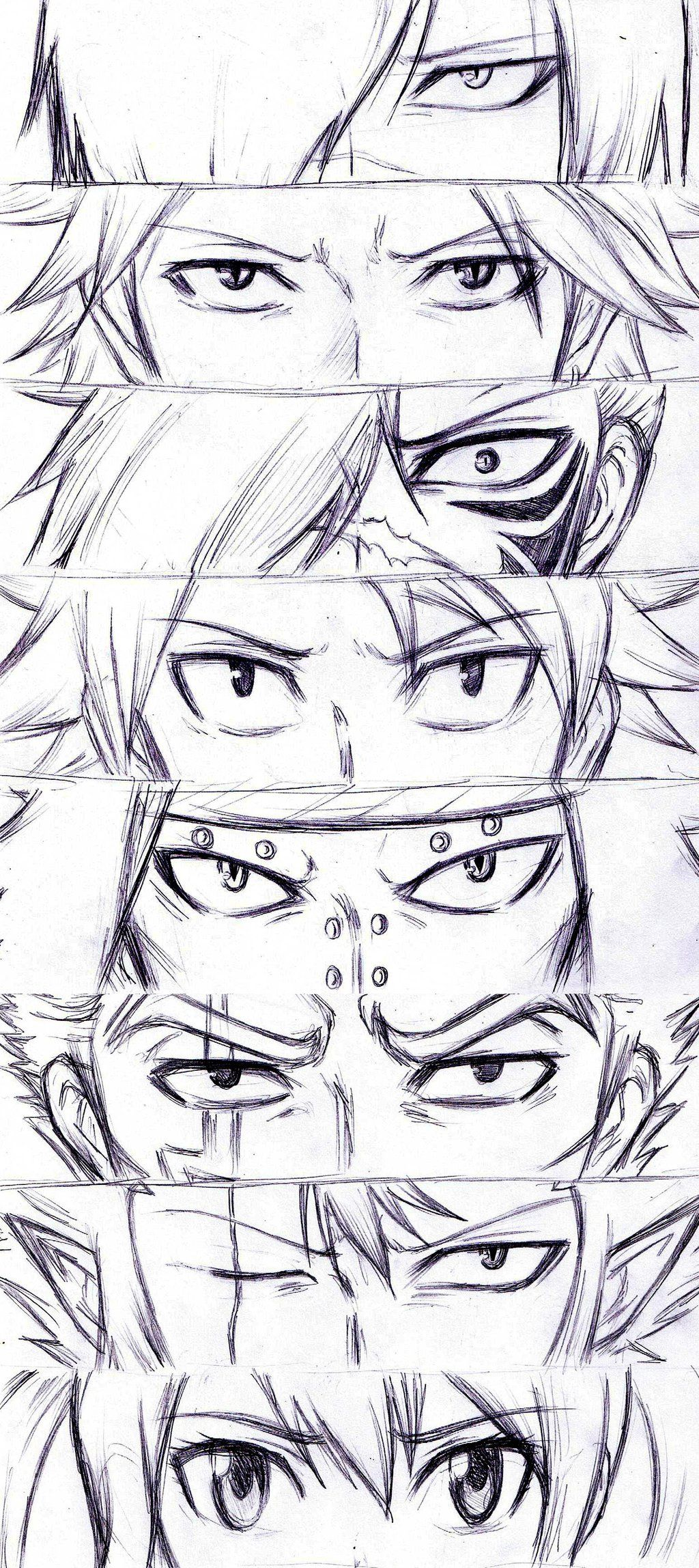 Eyes Dragon Slayers Future Rogue Wip By Reyos Cheney