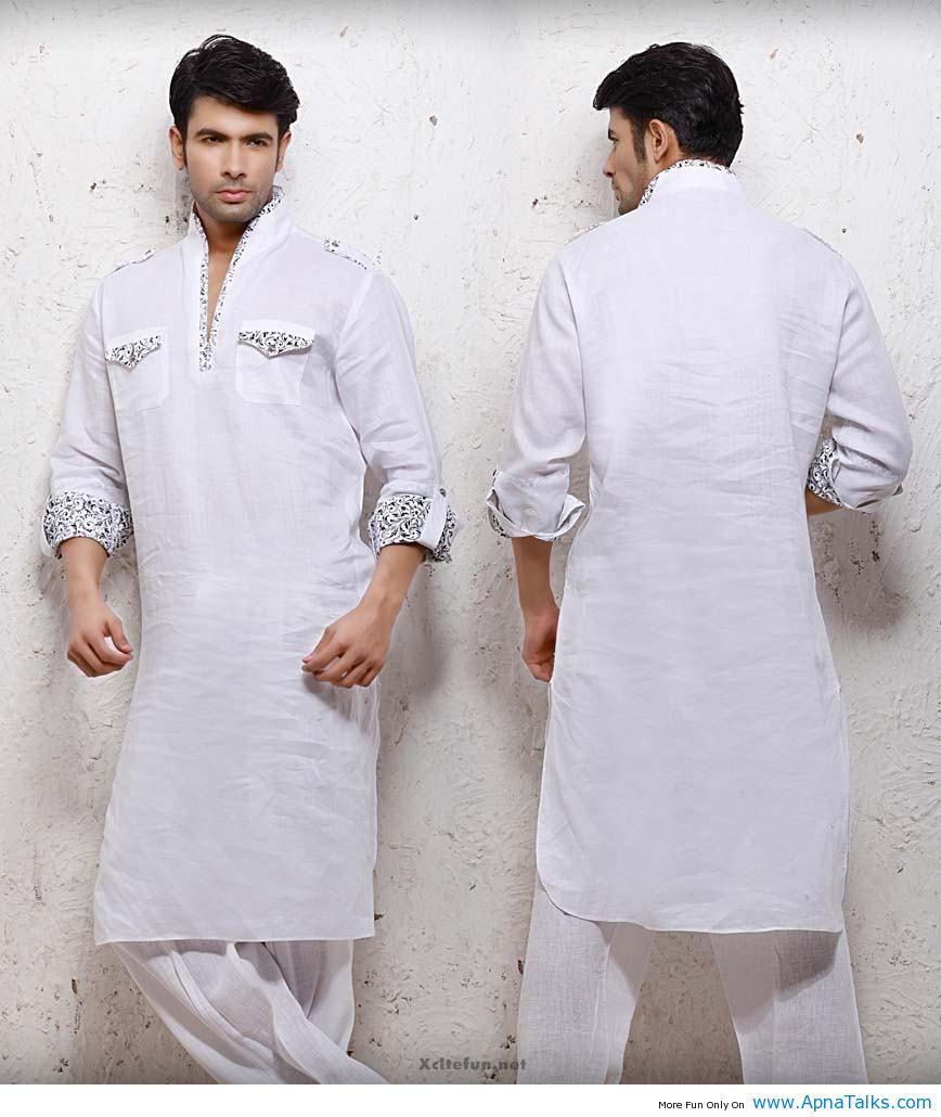 Eid kids kurta shalwar kameez designs 2013 2014 - Salwar Kameez For Men Salwar Kameez Men Kurta Salwar Designs For Men