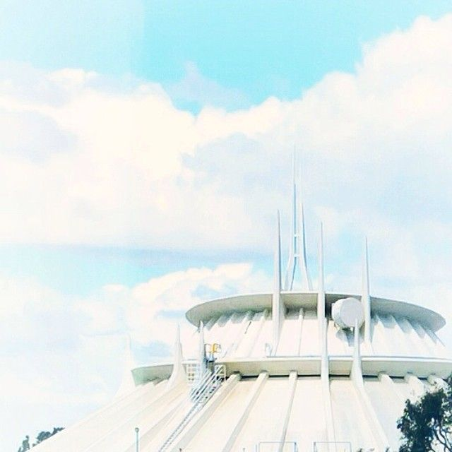 space mountain - dlr