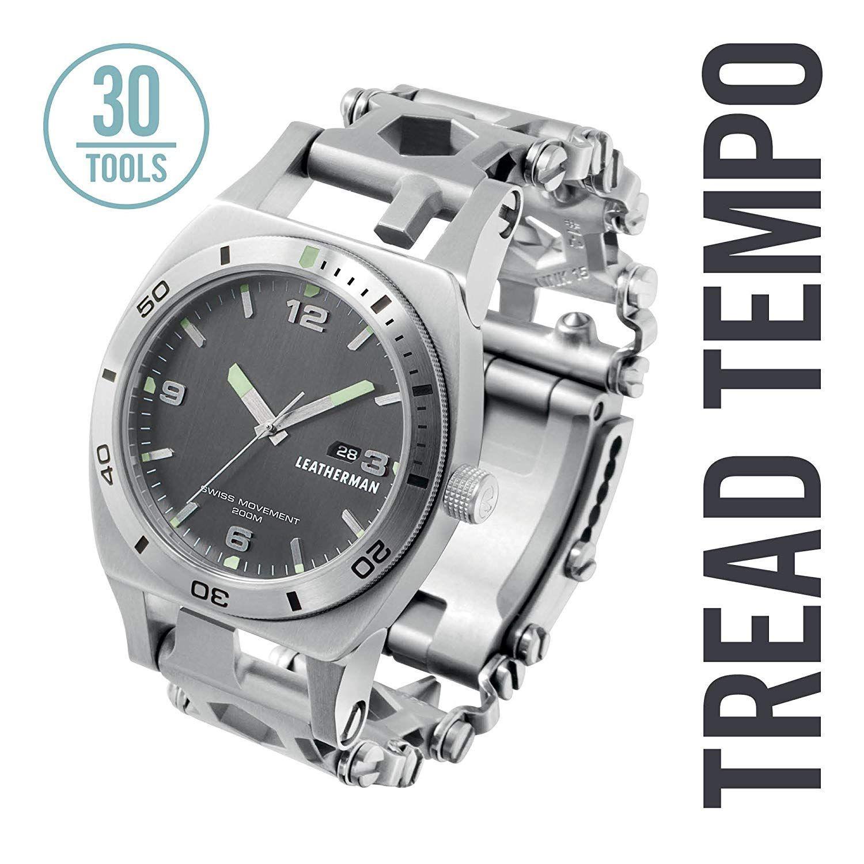 Best Multitool 2021 Buyer's Guide Leatherman tread