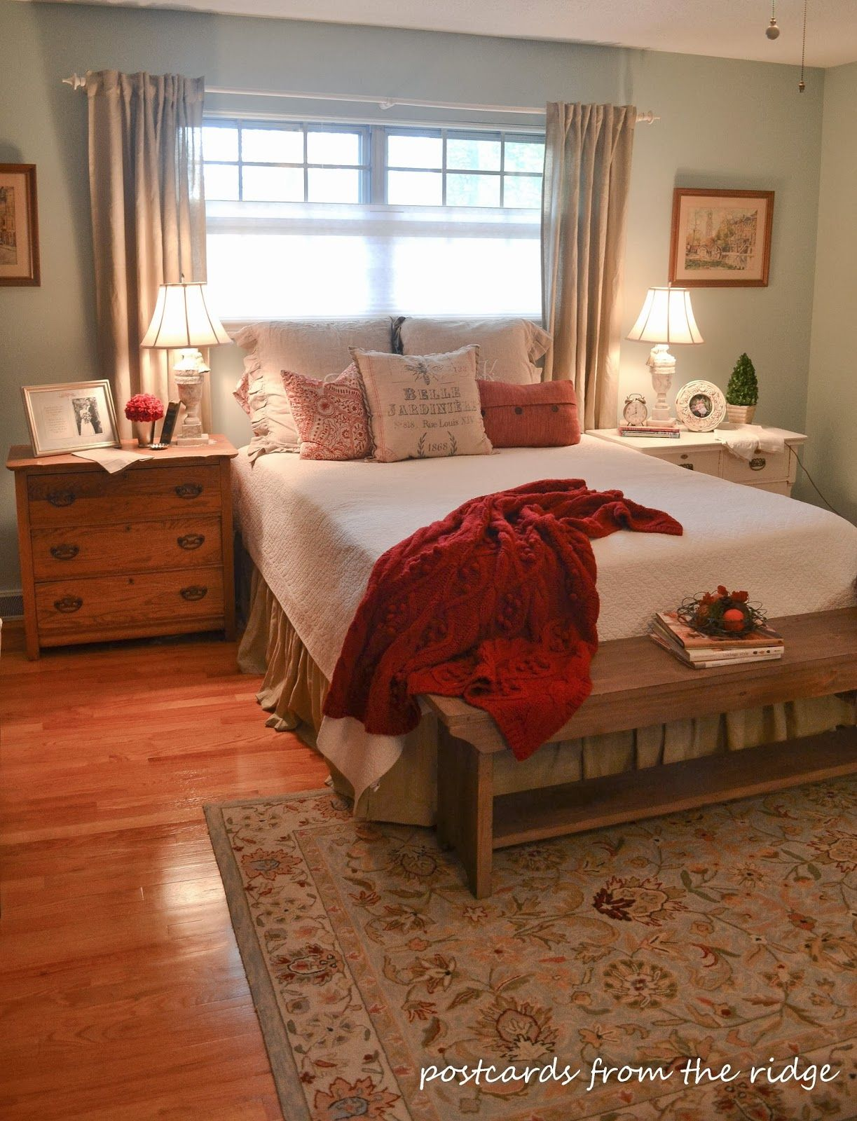 1960\'s updated ranch style home tour | Bedroom Decor | Home ...