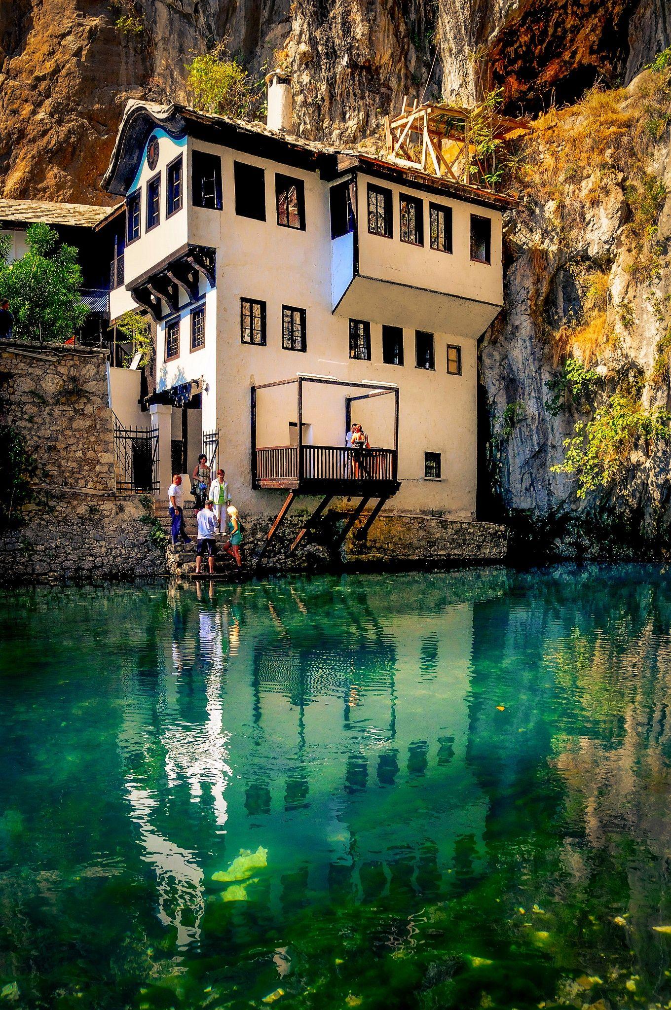Bosnia-dervish monastery by Emir Terovic on 500px