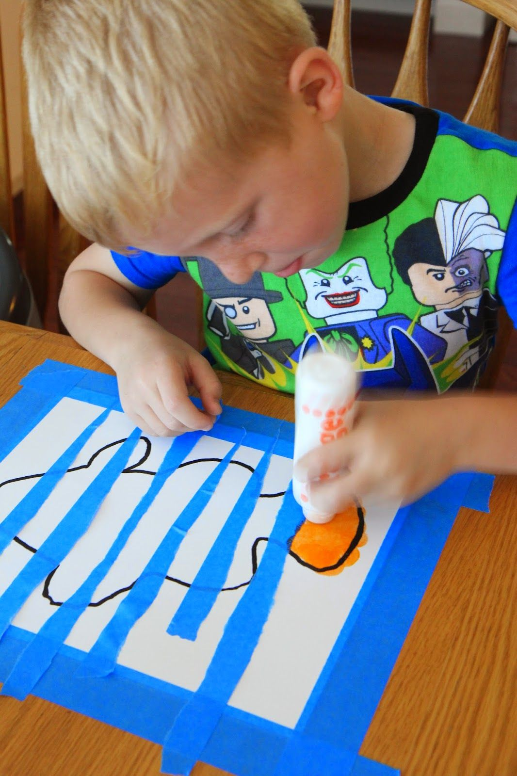 Clown Fish Paddlepak And Craft For Kids Giveaway