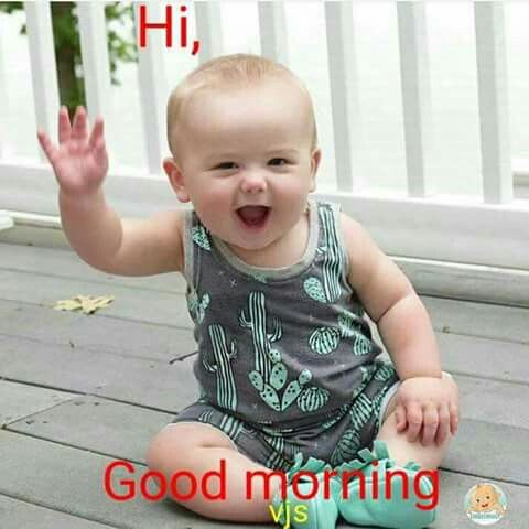 Good Morning Baby Meme